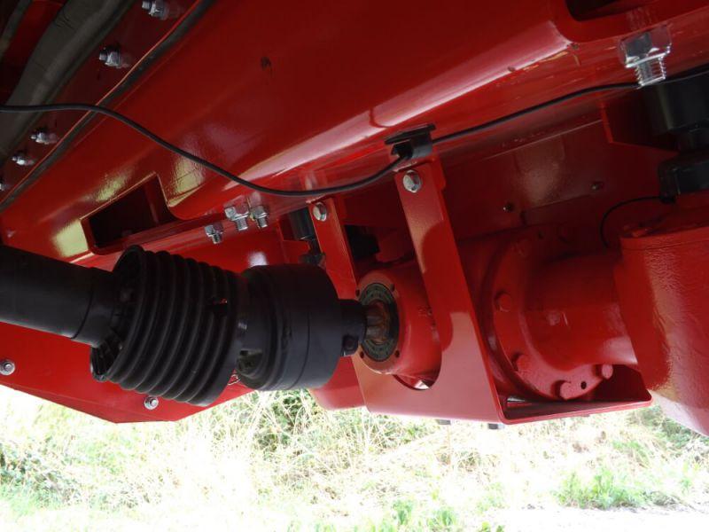 Limiteur automatique sur transmission arrière
