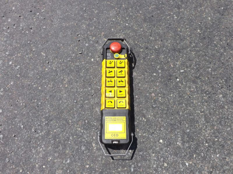 Radiocommande à la place du boîtier filaire