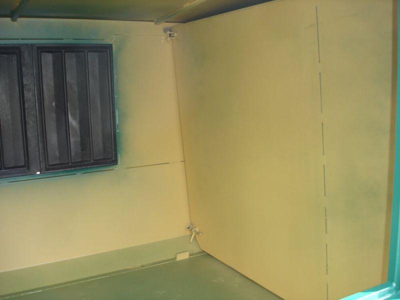 Séparation intérieure par cloison caisson OM