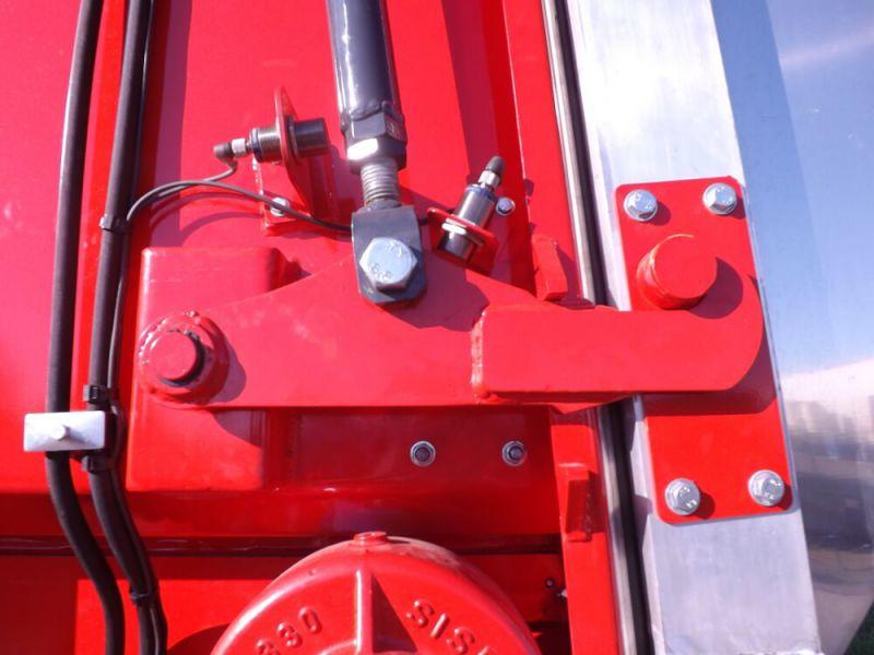 Verouillage de porte hydraulique