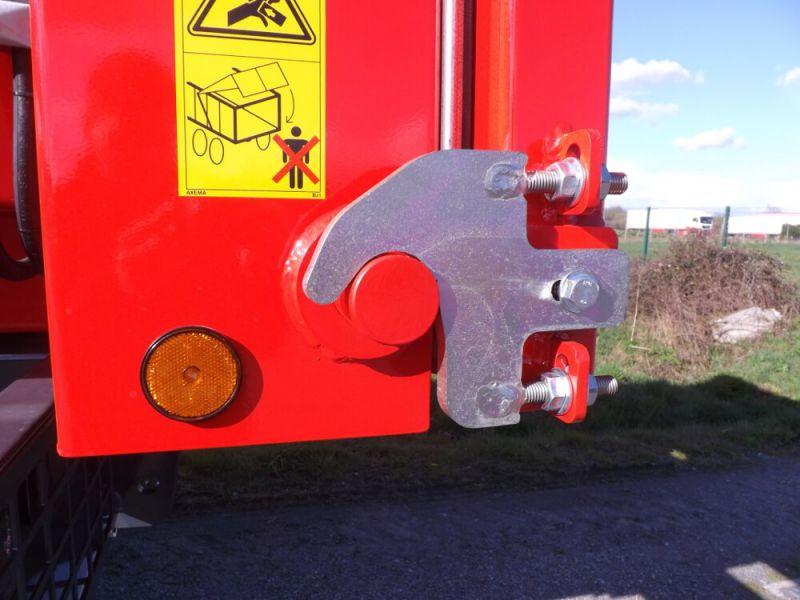 Verrouillage latérale de porte réglable