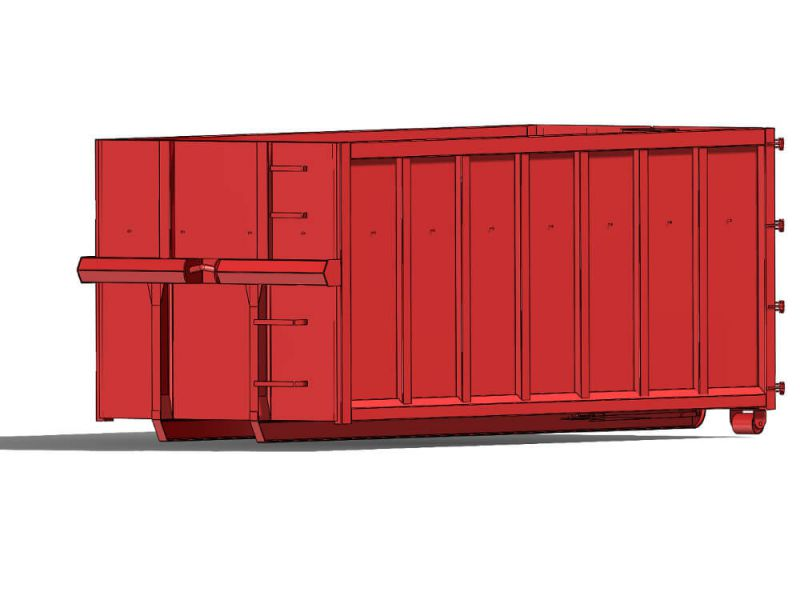 Caisson renforcé standardisé 30 m³