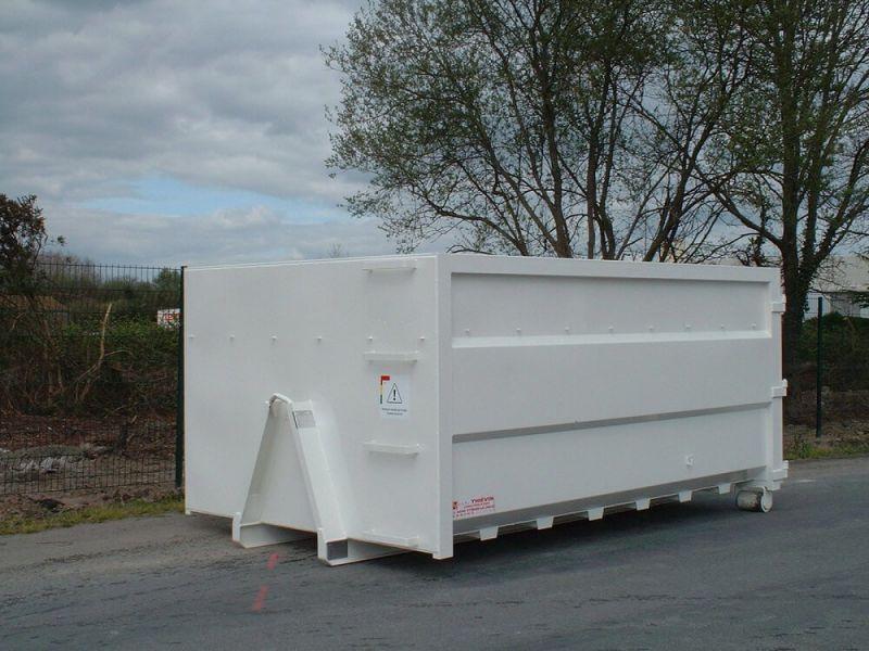 Caisson à ridelles fixes 10 m³ pour camion 3t5