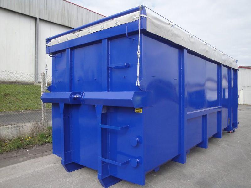 Caisson Eco bâche 38 m²