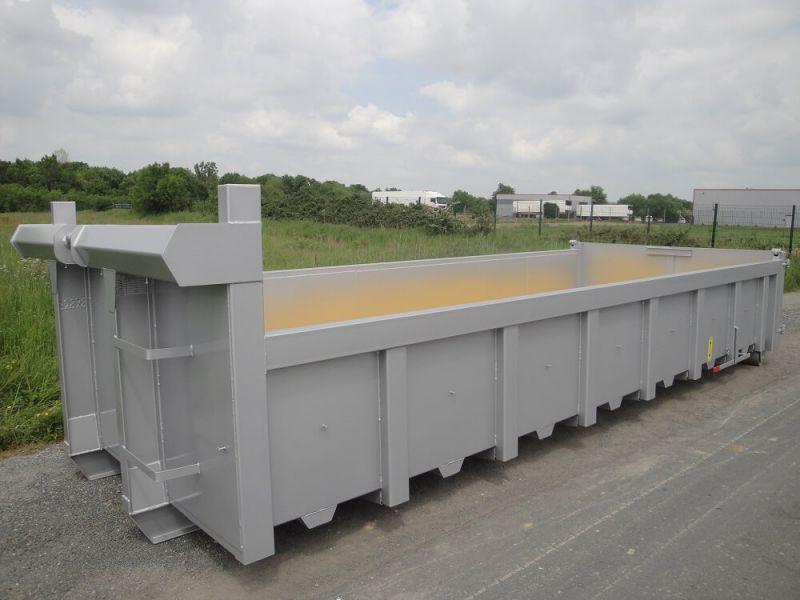 Caisson amovible renforcé 12 m³
