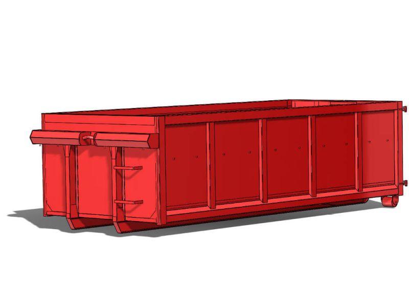 Caisson standardisé 20 m³