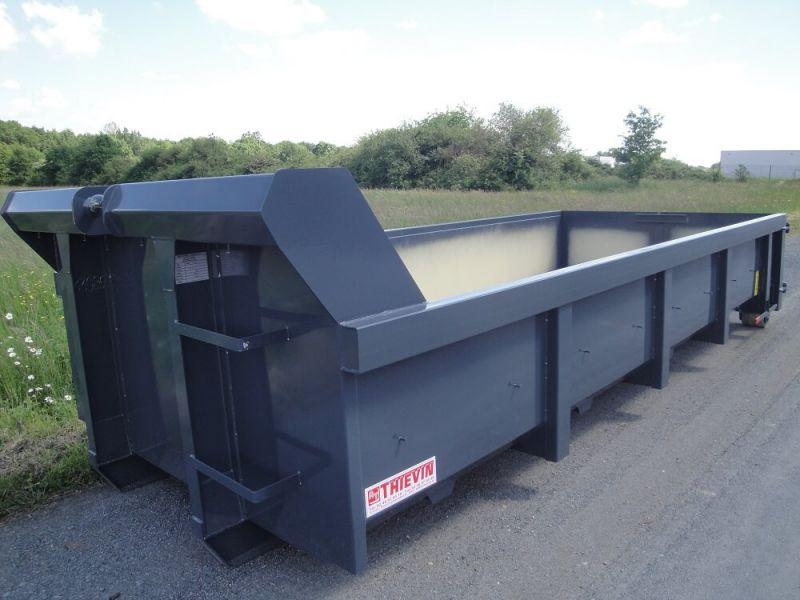 Caisson amovible standard 10 m³